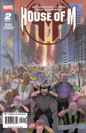 House of M # 2 Issues V1 (2005)