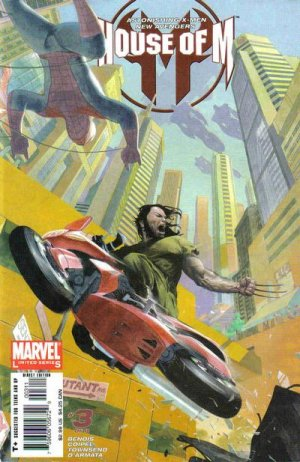 House of M # 3 Issues V1 (2005)