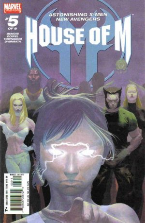 House of M # 5 Issues V1 (2005)