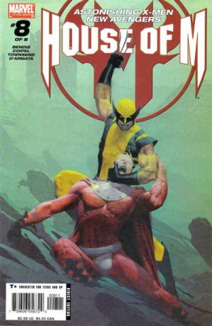 House of M # 8 Issues V1 (2005)