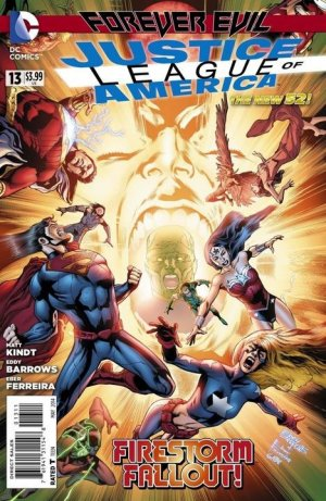 Justice League Of America # 13 Issues V4 (2013 - 2014)