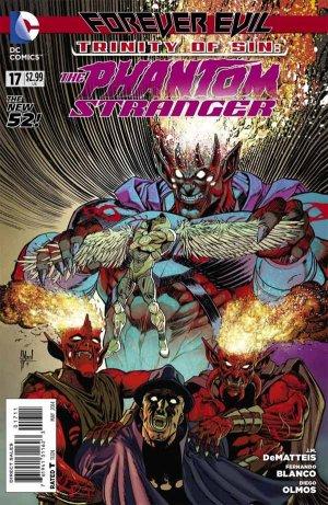 The Phantom Stranger # 17 Issues V4 (2012 - 2014)