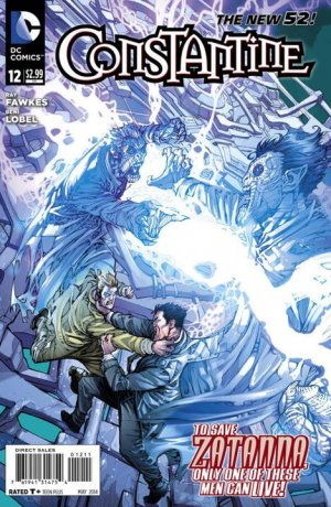 Constantine # 12 Issues V1 (2013 - 2015)