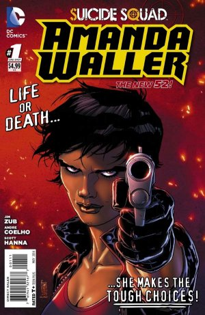 Suicide Squad - Amanda Waller édition Issues
