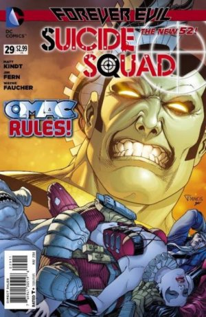 Suicide Squad # 29 Issues V4 (2011 - 2014)