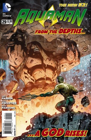 Aquaman # 29 Issues V7 (2011 - 2016) - The New 52