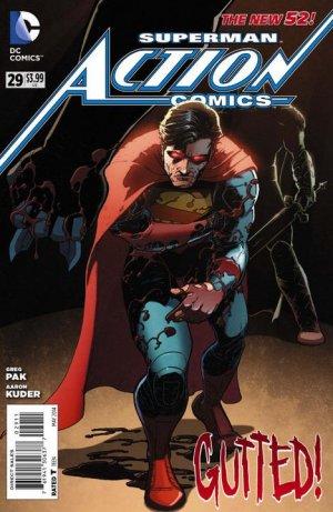 Action Comics # 29 Issues V2 (2011 - 2016)