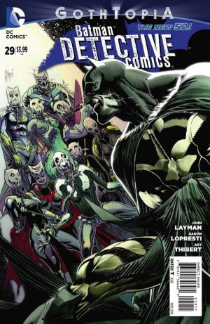 Batman - Detective Comics # 29 Issues V2 (2011 - 2016)