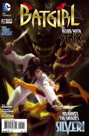 Batgirl # 29 Issues V4 (2011 - 2016) - The New 52