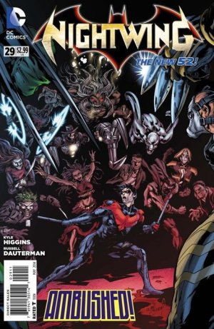 Nightwing # 29 Issues V3 (2011 - 2014) - The New 52