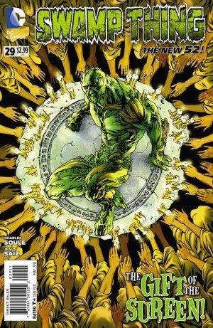 La Créature du Marais # 29 Issues V5 (2011 - 2015)