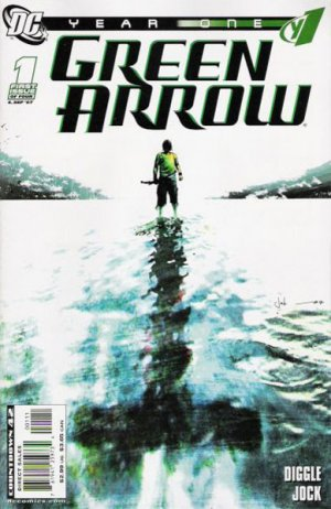 Green Arrow - Année 1 # 1 Issues