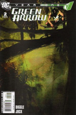 Green Arrow - Année 1 # 2 Issues