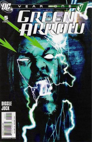 Green Arrow - Année 1 # 5 Issues