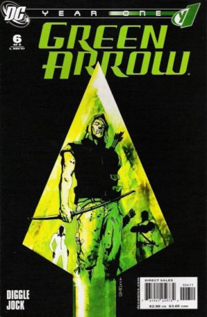 Green Arrow - Année 1 # 6 Issues
