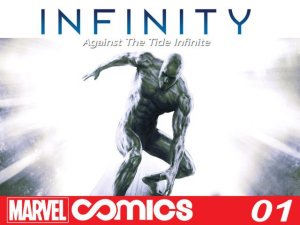 Infinity - Against The Tide # 1 Issues