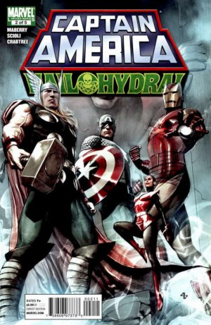 Captain America - Hail Hydra # 2 Issues