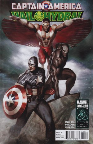 Captain America - Hail Hydra # 3 Issues