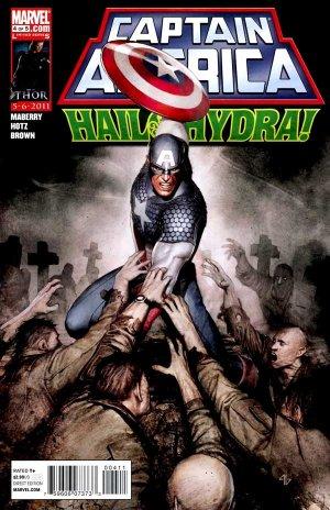 Captain America - Hail Hydra # 4 Issues