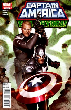 Captain America - Hail Hydra # 5 Issues