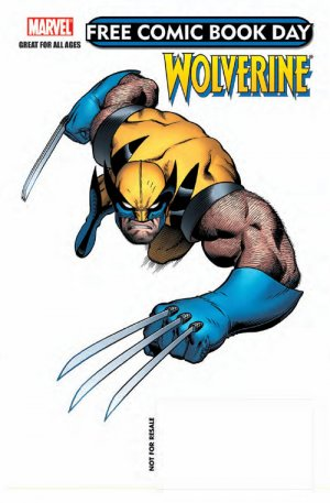 Free Comic Book Day 2009 - Wolverine édition Issues