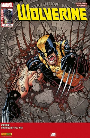 Wolverine And The X-Men # 10 Kiosque V4 (2013 - 2015)