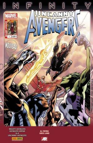Uncanny Avengers édition Kiosque V2 (2014 - 2015)