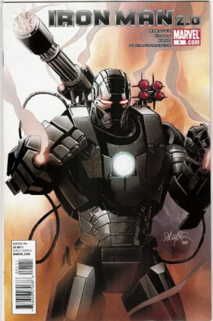 Iron Man 2.0 édition Issues (2011)