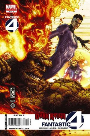 Dark Reign - Fantastic Four édition Issues