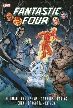 Fantastic Four édition TPB HC- Omnibus - Issues V1 Suite (2013 - 2014)