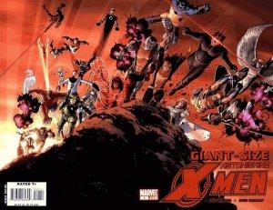 Astonishing X-Men édition SÉRIE Giant-Size Astonishing X-Men -Issue V1(2008)