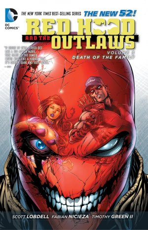 Red Hood and The Outlaws # 3 TPB softcover (souple) - Issues V1