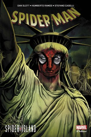 Spider-Man - Spider-Island édition TPB Hardcover - Marvel Deluxe