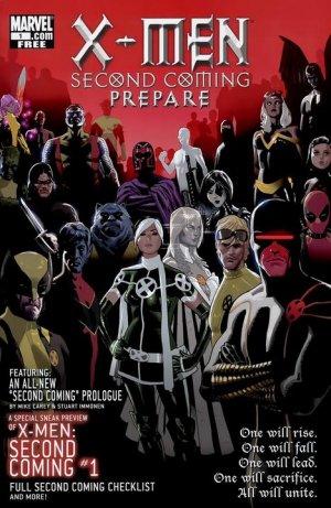 Second Coming - Prepare # 1 Issue (2010)