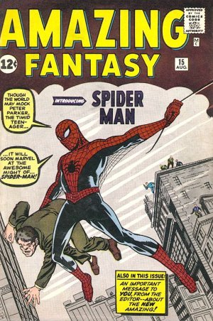 Amazing Fantasy # 15 Issues V1 (1962)