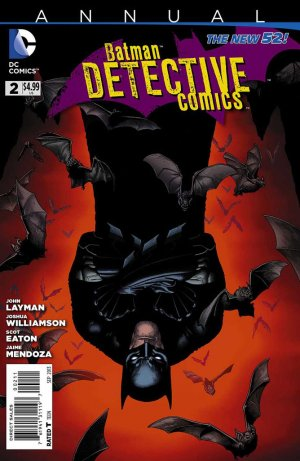 Batman - Detective Comics # 2 Issues V2 - Annuals (2012 - 2014)