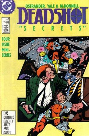Deadshot # 3 Issues V1 (1988)
