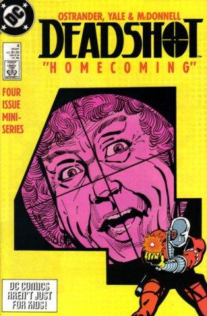 Deadshot # 4 Issues V1 (1988)