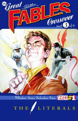 The Literals # 1 Issues
