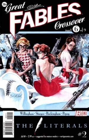 The Literals # 2 Issues