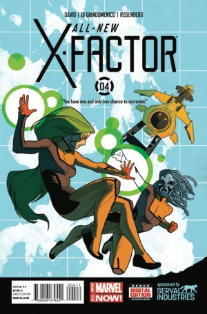 All-New X-Factor # 4 Issues (2014 - 2015)