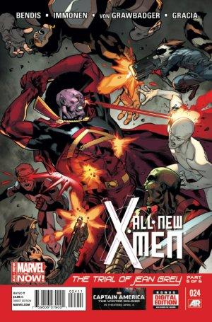 All-New X-Men # 24 Issues V1 (2012 - 2015)
