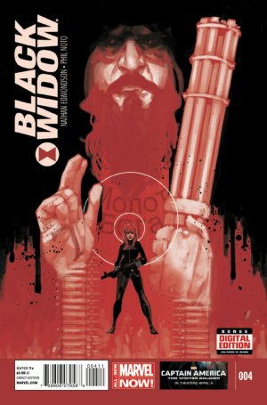 Black Widow # 4 Issues V5 (2014 - 2015)