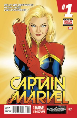 Captain Marvel édition Issues V09 (2014 - 2015)