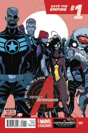Secret Avengers édition Issues V3 (2014 - 2015)