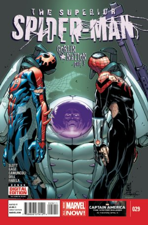 The Superior Spider-Man # 29 Issues V1 (2013 - 2014)