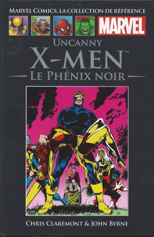 Uncanny X-Men # 3 TPB hardcover (cartonnée)