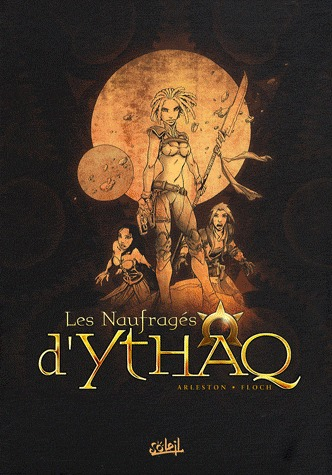 Les naufragés d'Ythaq  # 1 Coffret