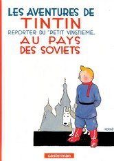 Les aventures de Tintin # 1 Simple