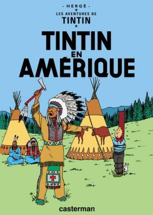 Les aventures de Tintin # 3 Simple